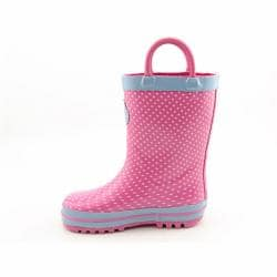 Disney Princess Infant Toddler Pink Rain Boots - Free Shipping On ...