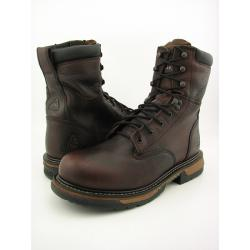 Rocky Mens 'Bridal' Brown Work Boot Shoes