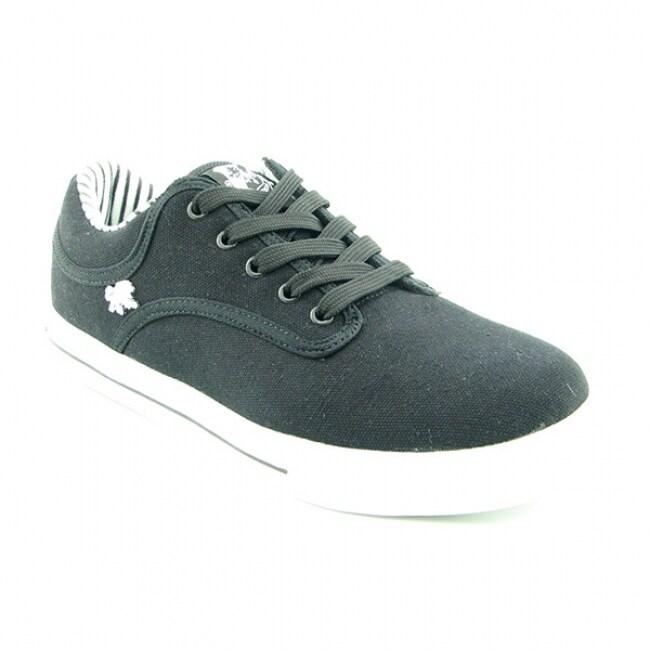 VLADO Mens Spectro 3 Black BLK/WHT Jerkin Shoes