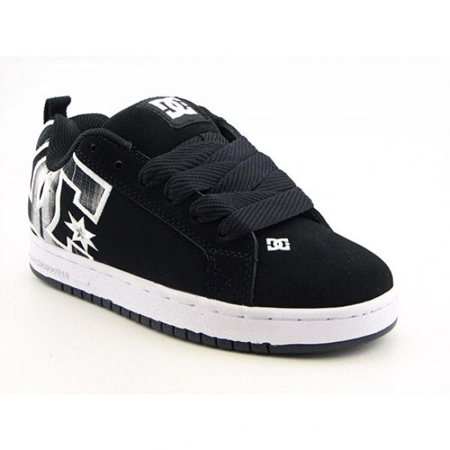 DC Shoe Co USA Boy's 'Court Graffik SE' Shoes (Size 3)