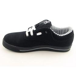 Vlado Mens 'Spectro 3' Black Sneaker Shoes