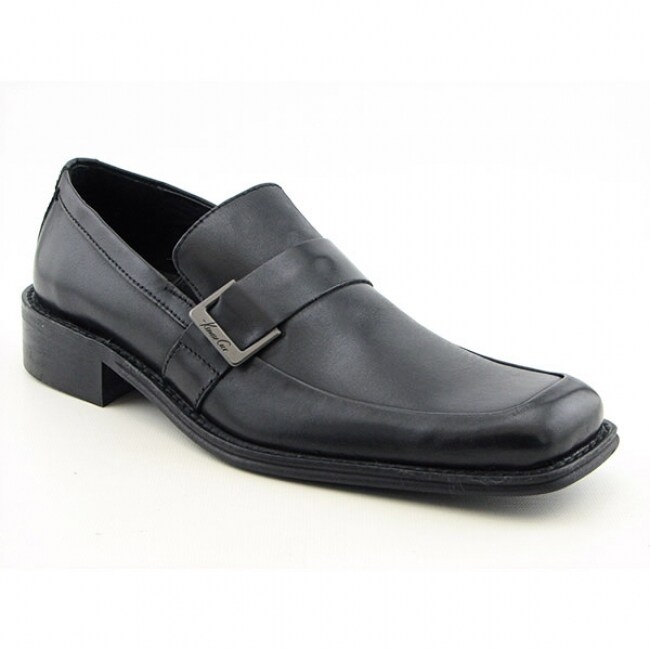 Kenneth Cole Men's 'NY On the Town' Black Loafers Shoes