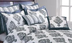 Marcus 8-piece King-size Comforter Set