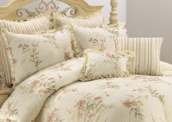 Country Charm 8-piece Queen-size Comforter Set - Thumbnail 1