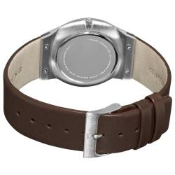 Skagen Men's Steel Brown Dial Watch - Thumbnail 1