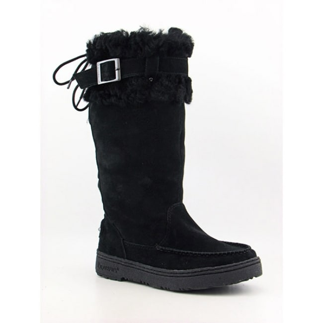 Bearpaw Siren 2 Women's Black Snow Boots