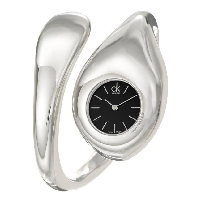Calvin Klein Women's 'Hypnotic' Stainless Steel Quartz Watch