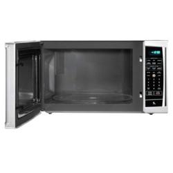 LG 1.5 Cubic Foot 1200-watt Countertop Microwave Oven  (Refurbished) - Thumbnail 1