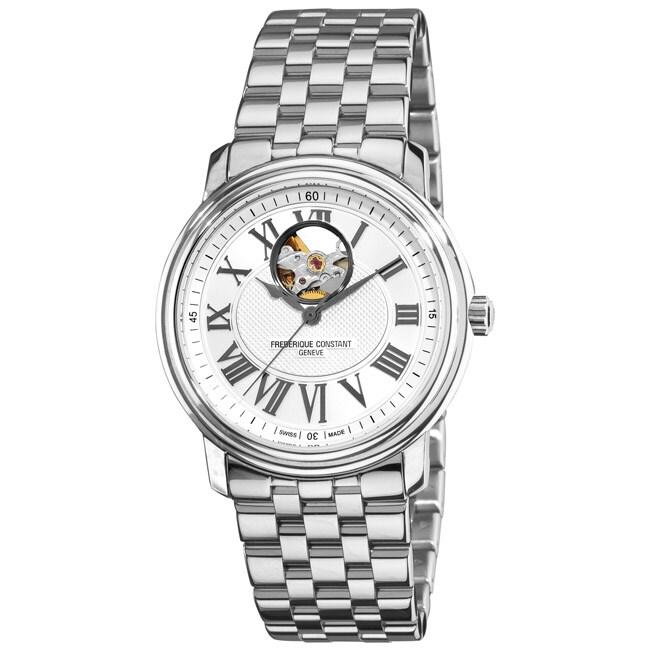 Frederique Constant Men's 'Persuasion Heart Beat' Automatic Watch