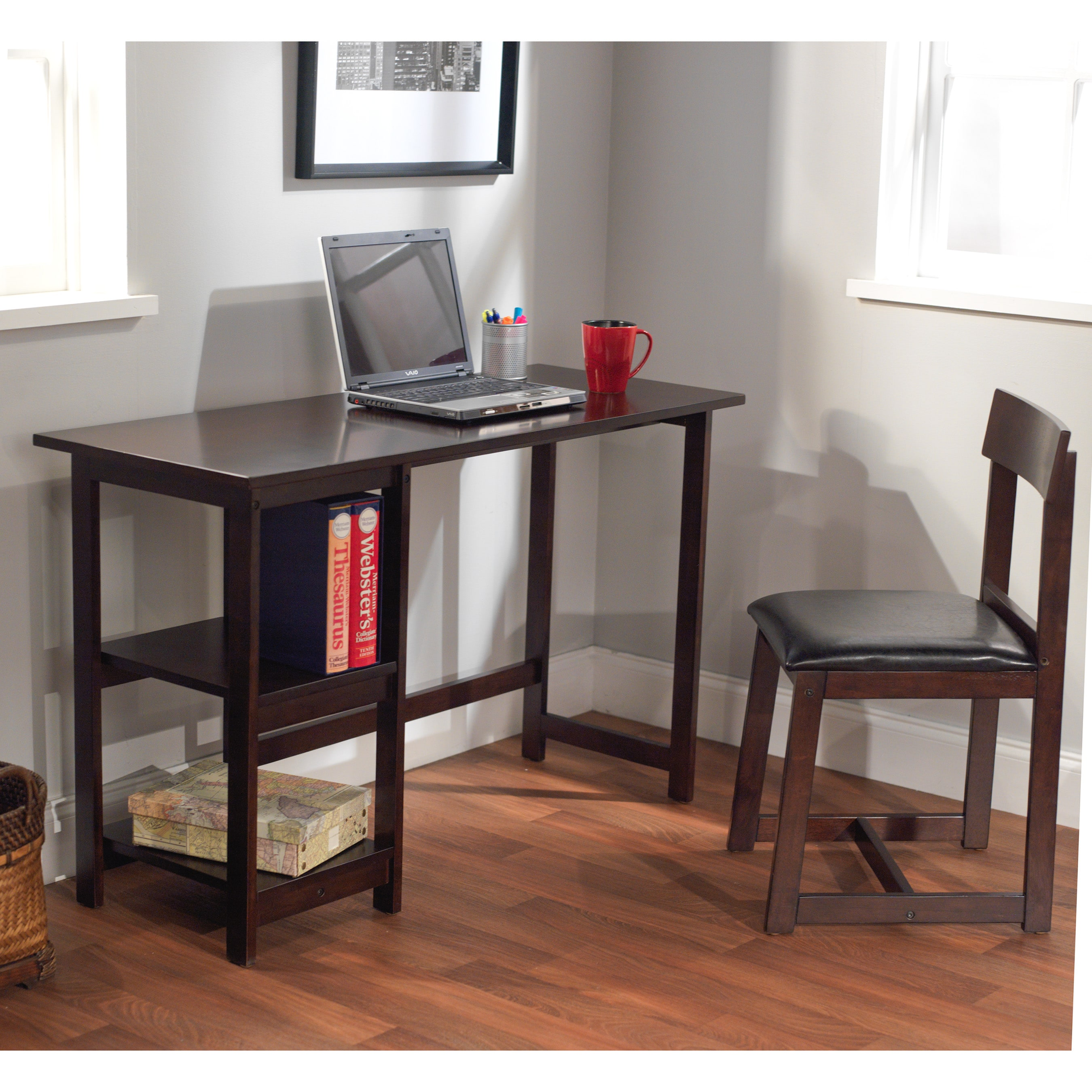 Simple Living 2-piece Emory Study Set