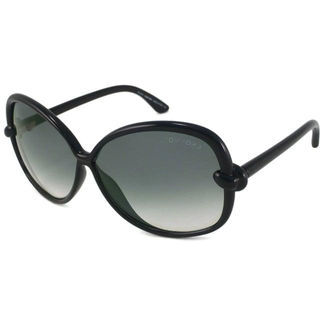 Tom Ford 'Ingrid TF0163' Women's Rectangular Sunglasses