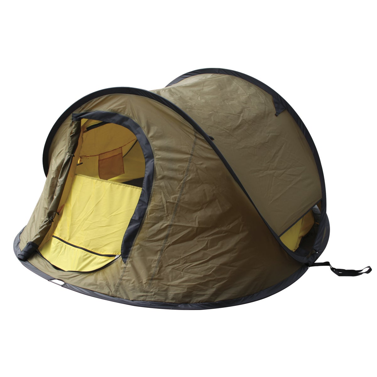 Quick Set Pop Up Tent 2 Person 5 Second Set Up Free