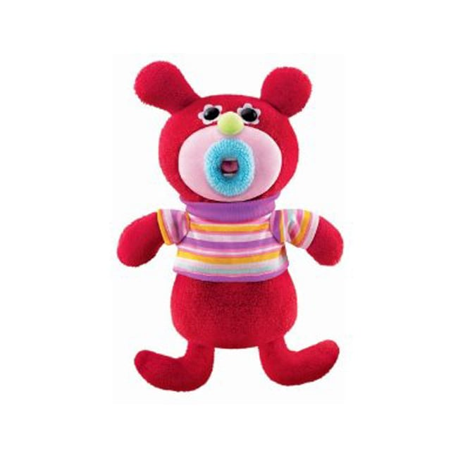 Fisher Price The Sing-a-ma-jigs Red Singing Bear