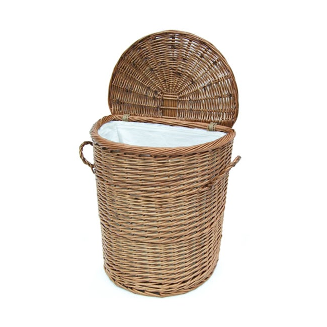 Rustic Willow Half Moon Hamper Free Shipping Today