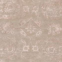 Hand-tufted Crowle New Zealand Wool/ Viscose Rug (8' x 11')