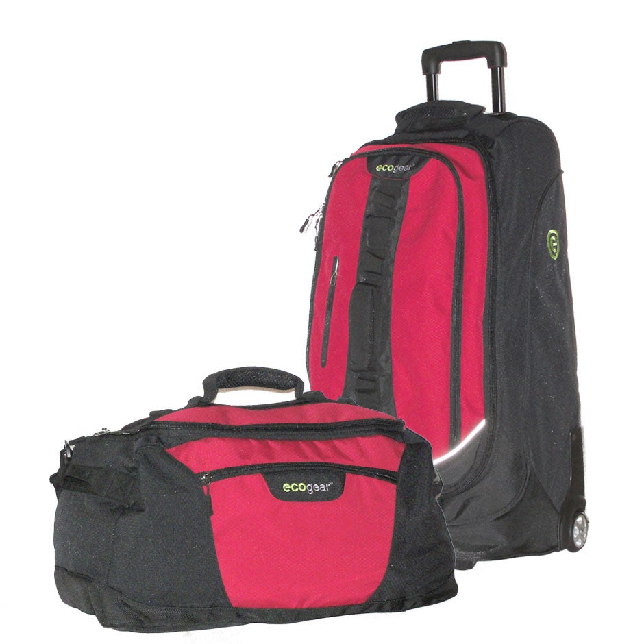 EcoGear Kilimanjaro 2-piece Duffel Bag Set