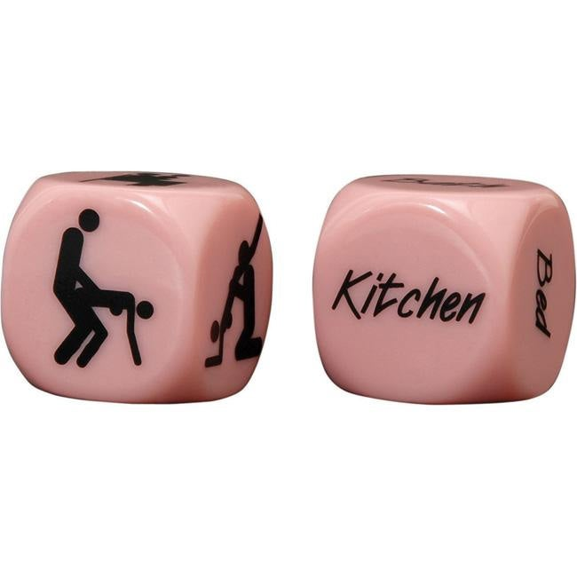 Shop Emaje Passionate Positions Sex Dice - Free Shipping -9682
