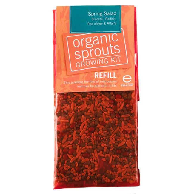 Organic Spring Salad Refill