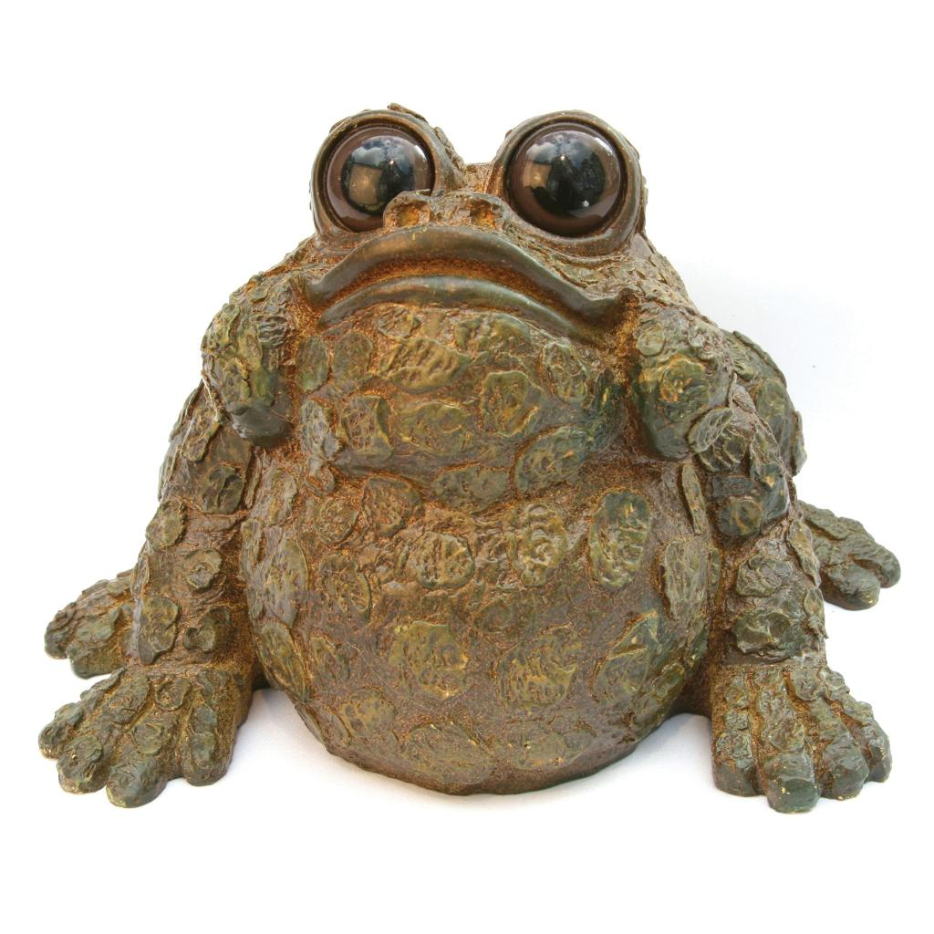Michael Carr Desings 'Ralph' Large Mossy Brown Garden Figure