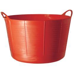 'TubTrugs' Red X-Large Flex Tub, 75 Liter