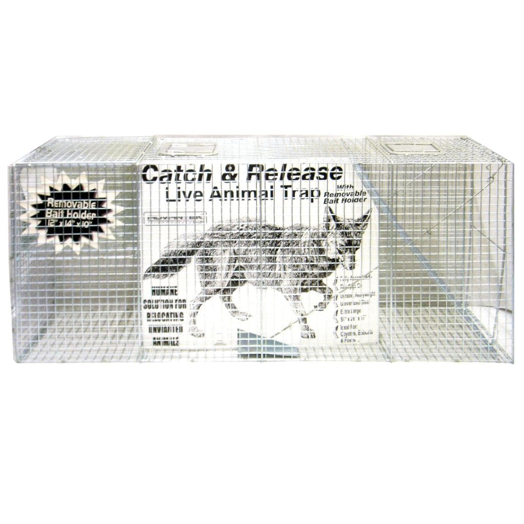 Advantek Catch And Release Live Animal Trap For Coyotes