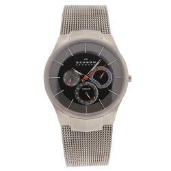 Skagen Men's Titanium Watch