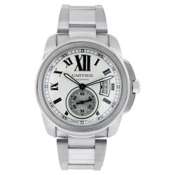 Cartier Men's W7100015 Calibre de Cartier Automatic Watch