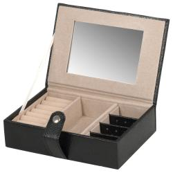 WOLF 'South Molton' Travel Jewelry Box