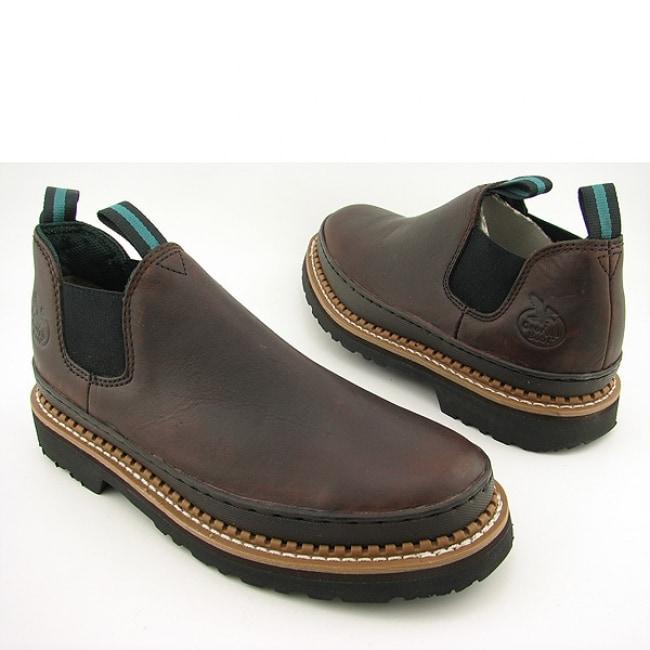 Georgia Men's Brown Giant Romeo Boots