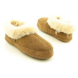 Acorn Women's Brown Walnut 'Oh Ewe II' Slippers