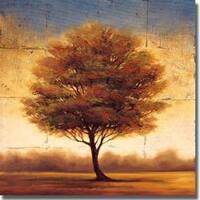 Gregory Williams 'Splendor II' Canvas Art