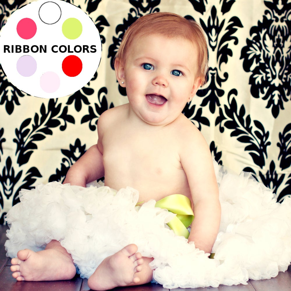 TuTu Sweet Interchangeable Set with Six-satin Ribbons