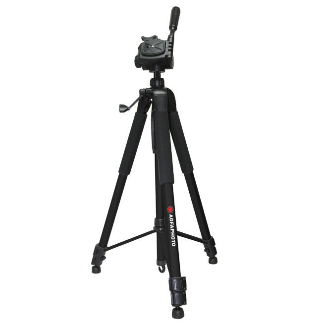 AGFA Professional 72-Inch Photo/ Video Tripod for Cameras and Camcorders