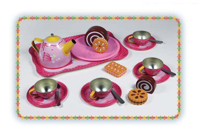 Tea Party Toy Play Set