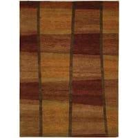 Safavieh Hand-knotted Selaro Fields Wool Rug - 3' x 5'