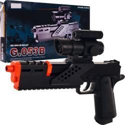 Whetstone G.053A Spring Airsoft Hand Gun - Thumbnail 0
