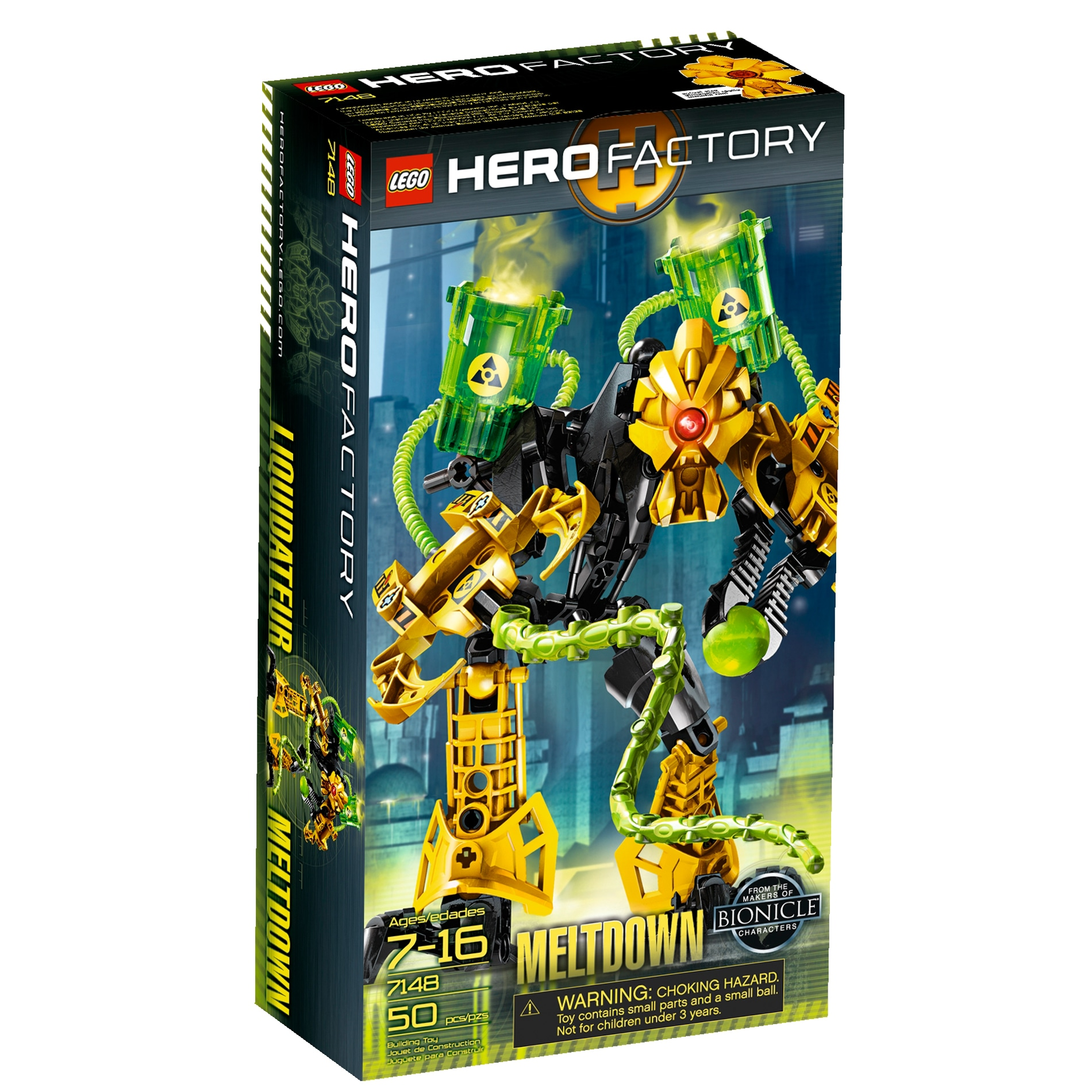 LEGO Meltdown Toy Set - Thumbnail 0