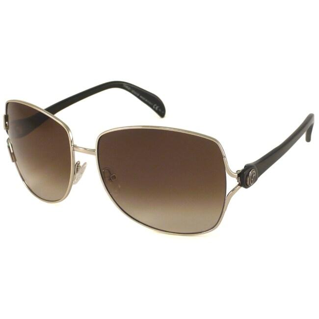 Giorgio Armani GA762 Women's Rectangular Sunglasses