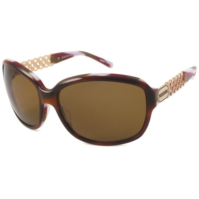 Missoni MI676 Women's Rectangular Sunglasses - Thumbnail 0