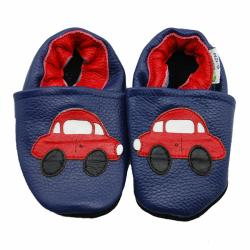 Baby Car Soft Sole Leather Baby Shoes