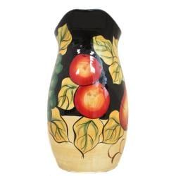 Casa Cortes Barcelona Collection Hand-Painted Pitcher