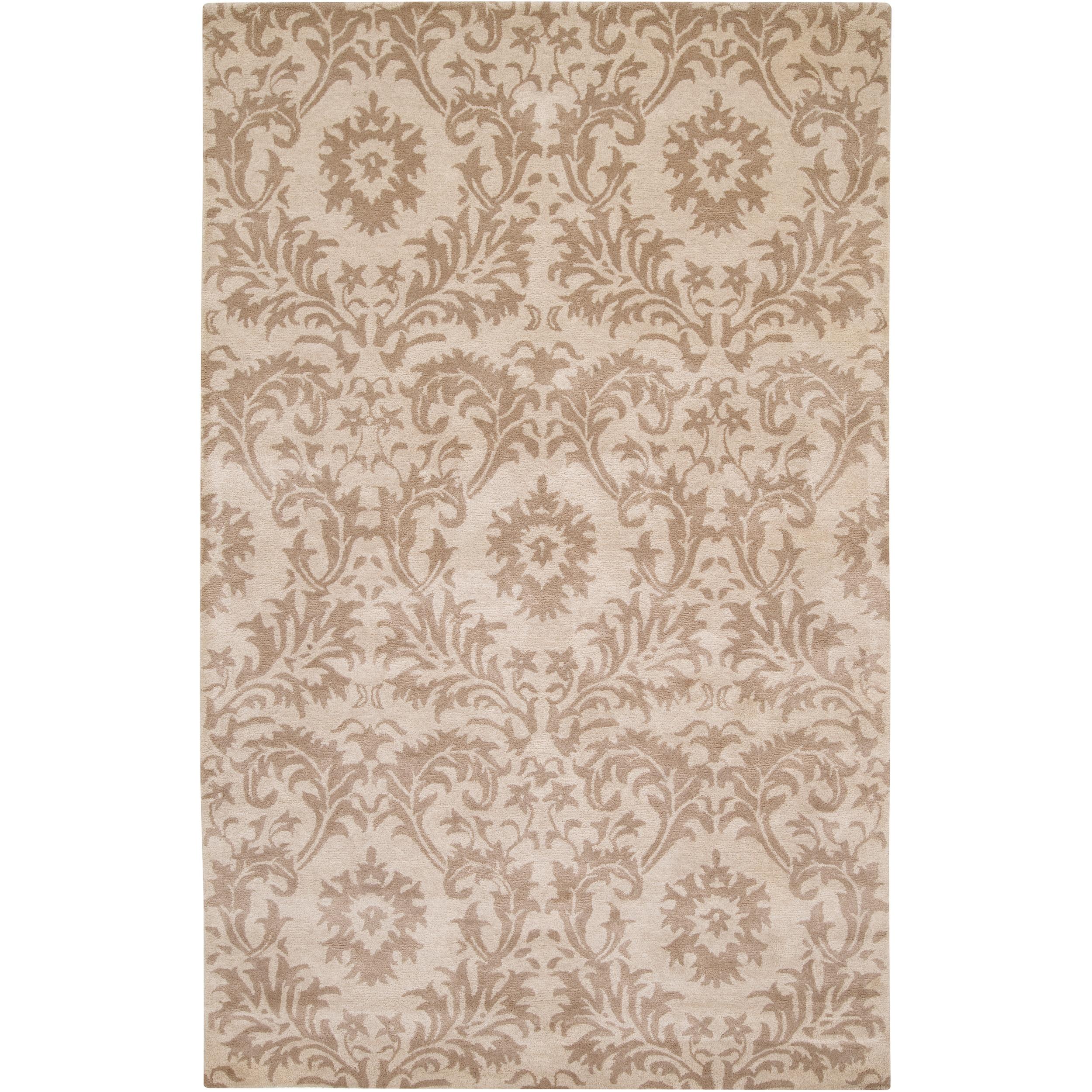 Hand-tufted Victoria New Zealand Wool Rug (8' x 11')