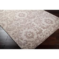 Hand-tufted Victoria New Zealand Wool Rug (8' x 11') - Thumbnail 1