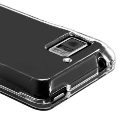 Clear Snap-on Crystal Case for Motorola Droid Bionic XT875