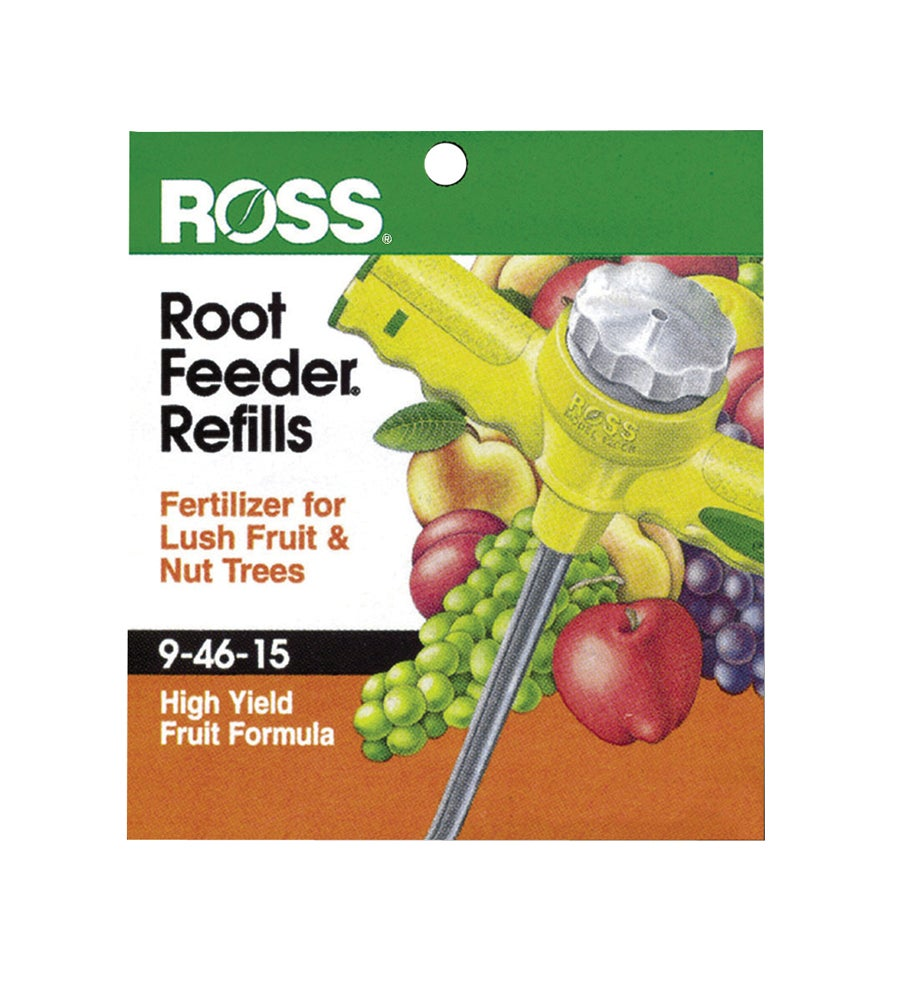 Ross Fruit and Nut Cartridge Fertilizer (Pack of 54)
