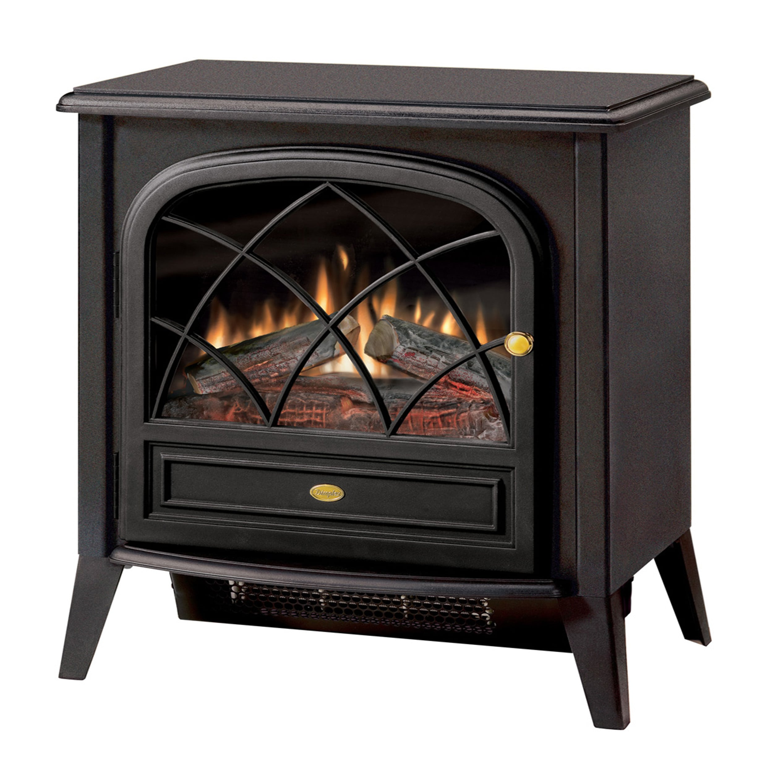 Dimplex Black Electric Flame Stove (Supplier SKU) (Glass)