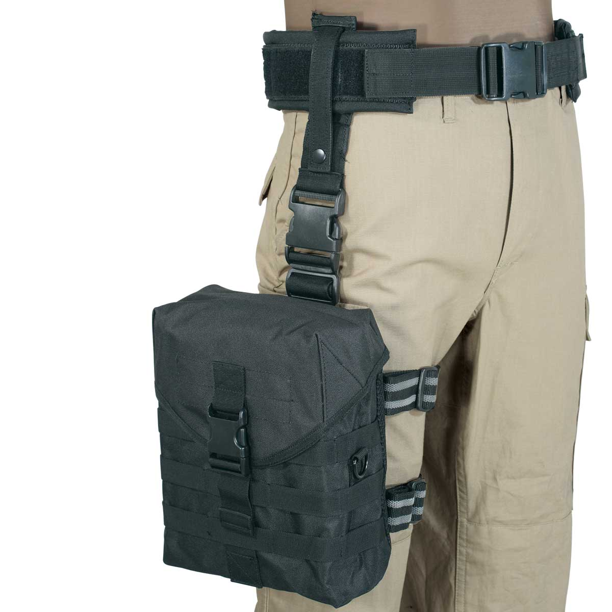 Voodoo Tactical Drop Leg Utility Pouch