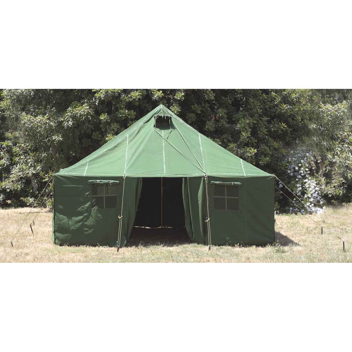 New Pacific Rim Military Tent (16' X 16')