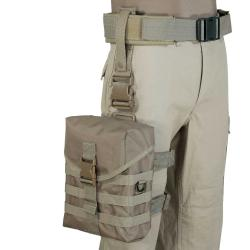 Voodoo Tactical Drop Leg Utility Pouch - Thumbnail 1