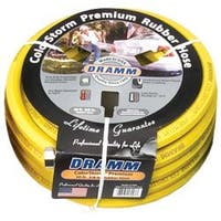Dramm Colorstorm Premium Yellow Rubber Hose